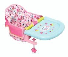 Baby born Krzeselko do karmienia przy stole