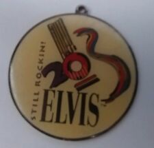 "Elvis Presley EPE Still Rockin 20 Years 2"" Medallion Souvenir Collectible 1996"