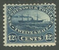NEW BRUNSWICK #10 USED