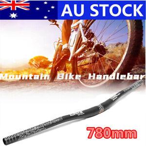 MTB Mountain Bike Bicycle Cycling Extra Long Handlebar Riser Bar 318mmx 780mm AU
