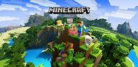 Minecraft account   Java version   semi Full Access   Change Name And Skin