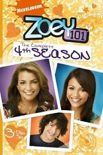 ZOEY 101 : COMPLETE SEASON 4   - DVD - UK Compatible - sealed