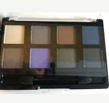 Avon True Color STARRY NIGHTS 8 in 1 Eye Shadow Palette E903 BLUE BROWN GRAY NIB
