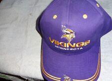 Minnesota Vikings   vintage hat brand new very rare code  one piece