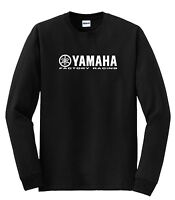 YAMAHA FACTORY RACING LONG SLEEVE T SHIRT YZ