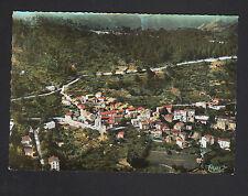 VIVARIO (CORSE) VILLAS & EGLISE vue aérienne en 1972