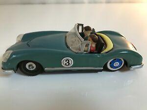 DDR Kinderspielzeug Cabrio Blechauto, Cabriolet, China Vintage Rare
