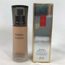 Elizabeth Arden Intervene Foundation Makeup in Soft Creme 04 w/ SPF 15 30 ML A17