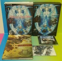Final Fantasy XIV Online Realm Reborn Collectors Edition PS3 Box Soundtrack ONLY