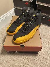 "Nike Air Jordan 12 Retro ""University Gold"" 130690-070 Size 13 Brand New"