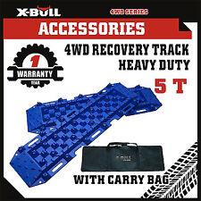 X-BULL Recovery Tracks Sand Tracks Blue Mud Snow Trax Car ATV 4WD X-BULL