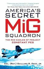 Americas Secret MiG Squadron: The Red Eagles of Project CONSTANT PEG (General Av
