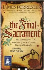 James Forrester - The Final Sacrament (Playaway MP3 A/Book 2012) FREE UK P&P