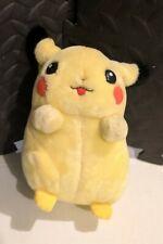 "1998 Nintendo Pokemon I Choose You Pikachu Electronic 8"" Plush NO SOUND"