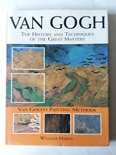 Van Gogh: The History and Techniques of the Great Masters 1997 Painting Methods