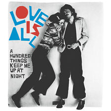 Love Is All- Hundred Things Keep Me Up at Night (What's Your Rupture) NEW/SEALED