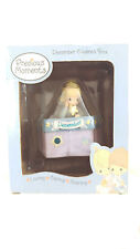 Precious Moments December Covered Box 108830 New Star