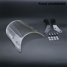 1Pcs Motorcycle Windshield Windscreen Protector Cover Fir For Most Bike