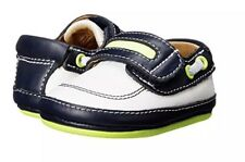 NEW UMI Gene Baby Boy Shoes Leather Infant Moccasins 16 1