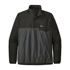 Patagonia Adult Unisex Houdini Snap-t P/o M Forge Grey