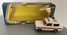 Vintage#Corgi 461 Police Vigilant Range Rover Set Boxed Not Full