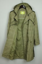 AIGLE Women's Polyamide & Polyester Shell Long Jacket [SIZE 38 or ~MEDIUM*] VGC!