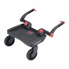 Patin para carro Lascal Buggy Board mini rojo/negro Las2951