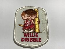 Willie Dribble CSSEI 1972 Basketball 99 Patch Sports Jersey Ruler Team Sew A