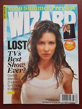 Wizard The Magazine of Comics #212 - June 2009 - Lost  #B1369