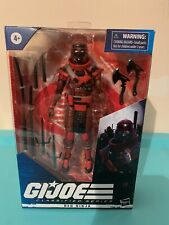 Hasbro GI Joe Classified Red Ninja Figure