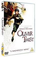 Oliver Twist DVD 2005 Charles Dickens Roman Polanski Orphan Classic Family Drama