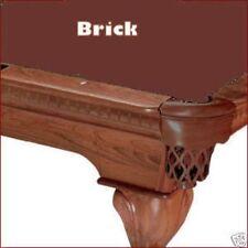 7' Brick ProLine Classic Billiard Pool Table Cloth Felt - SHIPS FAST!