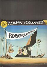 FLAMIN' GROOVIES - rockfield sessions LP green vinyl