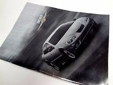 Chrysler 2002 300M Sales Folder Catalog Book Dealer 300  User Manual Owners
