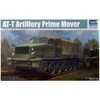 Trumpeter 1:35 -at-t Artillery Prime Mover - 135 Att 09501 Model