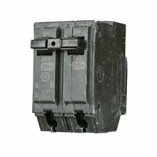 Ge Distribution Thhql21100 Q-Line Molded Case Circuit Breaker 100 Amp 120/240 Vo