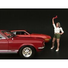 70's STYLE FIGURE II FOR 1:18 SCALE BY AMERICAN DIORAMA 77452