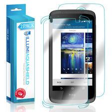 2x iLLumi AquaShield HD Front Screen + Back Panel Protector for HTC Desire 526