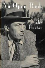 An Open Book by John Huston (English) Paperback Book Free Shipping!  Brand New