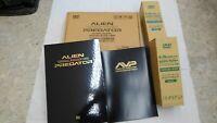 Alien Vs Predator Avp Special Monster Box  W/ 2Theater cups  promo Japan