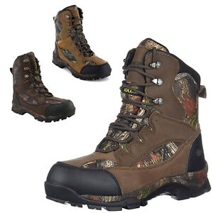 Mens Hunting Boots NORTHSIDE RENEGADE 800 WATERPROOF INSULATED NEW