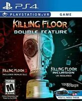 Killing Floor Double Feature PS4 PlayStation 4 Brand New