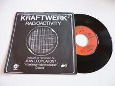 Kraftwerk – Radioactivity 45t  Capitol Records – 2C.010-82119 France 1976