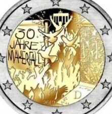 Germany Coin 2€ Euro 2019 Commemorative 30y Fall Berlin Wall UNC