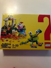Lego classic 10403 building bigger thinking Brand New  Sealed