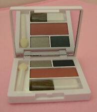 NEW Clinique all about shadow duo 11 nightcap-soft-pressed powder blusher 06 fig