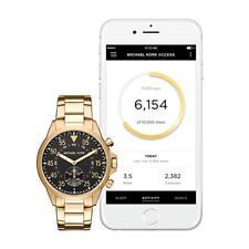 Michael Kors 45MM Men's Access Gage Hybrid Smart Watch  MKT4008 USA Seller!!!