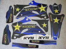 FX TEAM  ROCKSTAR GRAPHICS YAMAHA YZ250F YZ450F  YZF250 YZF450  2009