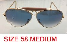 S862972 Ray-ban Occhiali da sole Rb3025 Aviator Large Metal 002/58