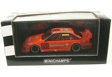 Minichamps Pm400914499 Opel Omega a 3000 N.99 DTM Nurburgring 1991 M.reuter 1 43
